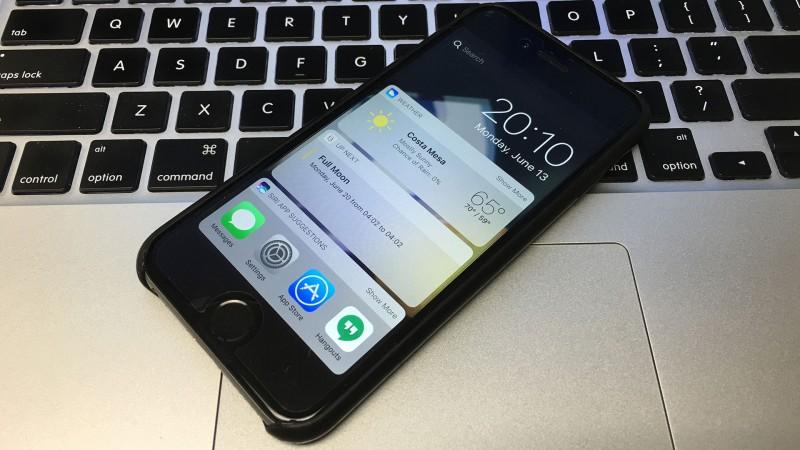 Jangan Update iPhone atau iPad ke iOS 10