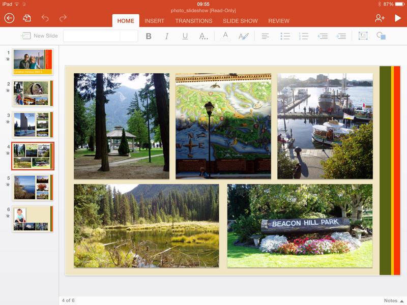 4 Aplikasi Gratis iPhone dan iPad Untuk Presentasi