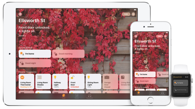 Cara Menggunakan Aplikasi Home (Rumah) di iOS 10