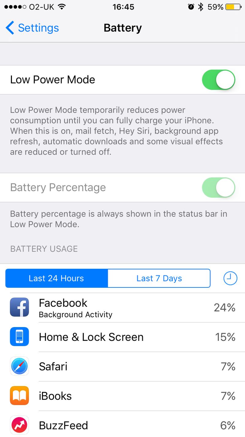 15 Cara Ampuh Menghemat Baterai iPhone - Part 1