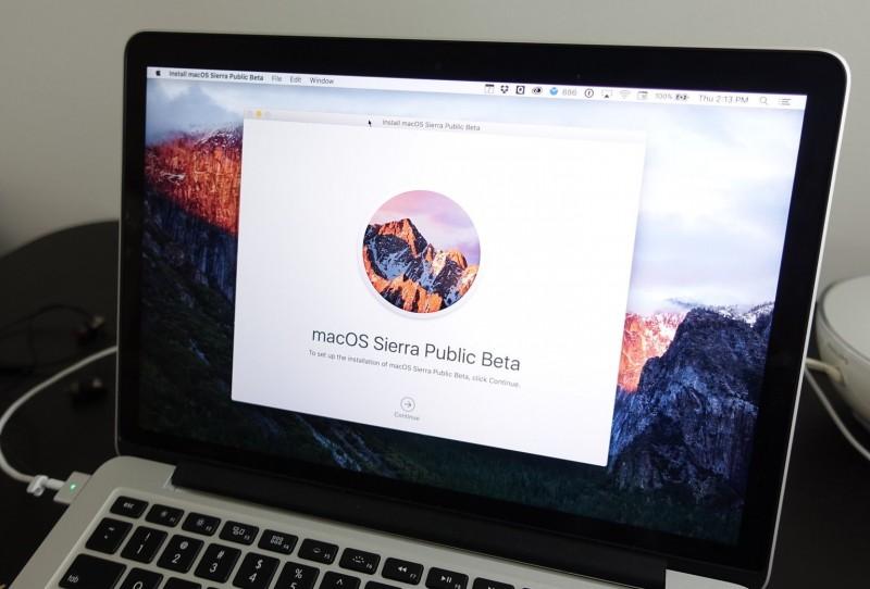 Cara Membuat Bootable Installer Drive macOS Sierra