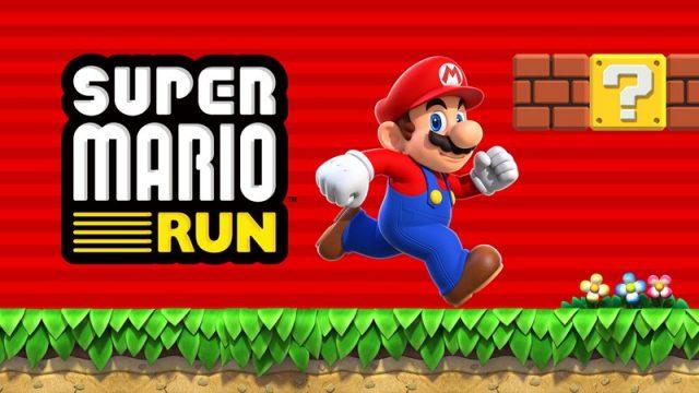 Game Nintendo Super Mario Run Akan Hadir di iOS Secara Eksklusif