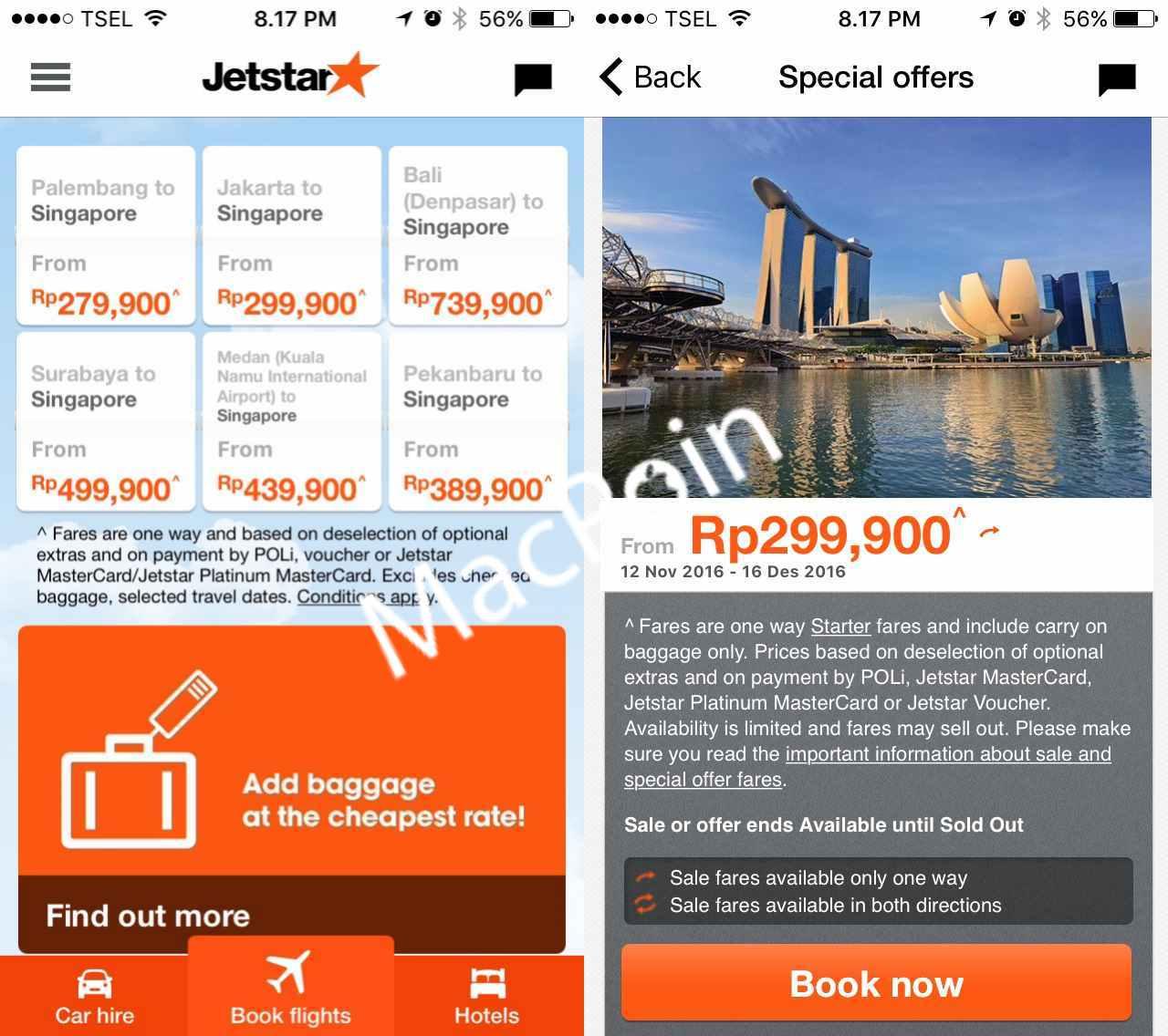 Cara Pesan Online Tiket Pesawat Murah Luar Negeri