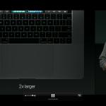 Touchpad yang lebih lega