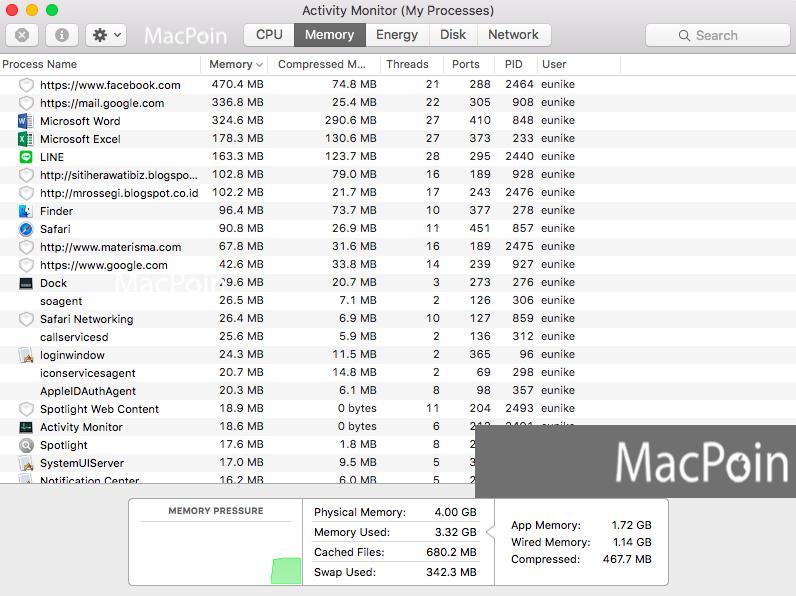 MacBook Air RAM 4GB SSD 128GB Cukup Cepat Tidak Lambat Lemot