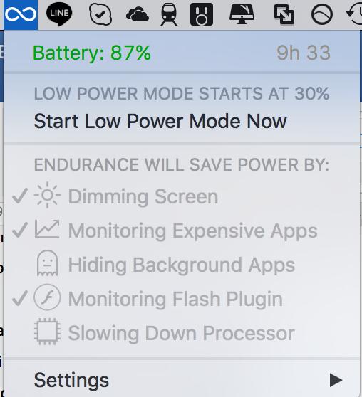 Cara Mengaktifkan Low Power Mode Mac OS X macOS di MacBook