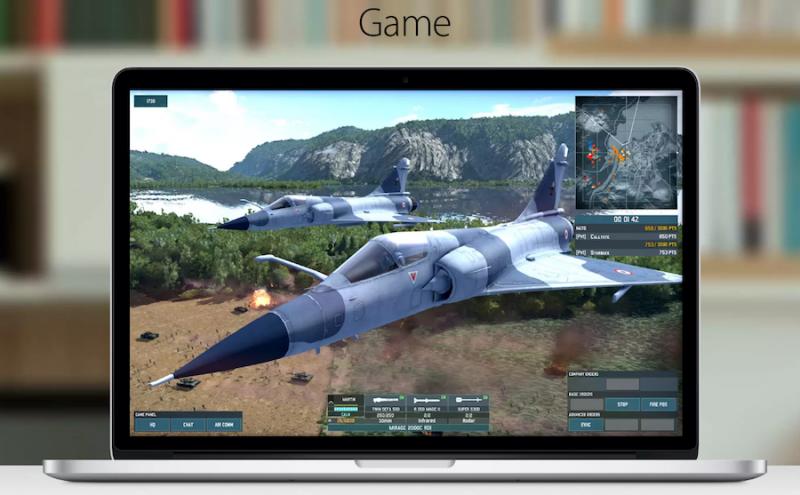 Mac Macbook OS X macOS tidak bisa main game dan tidak cocok untuk gamer