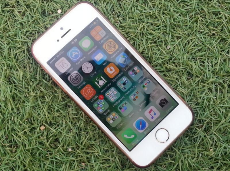 Apple Akan Hilangkan Tombol Home di iPhone 8