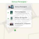 Mencari dan Melacak Mac atau MacBook yang Hilang