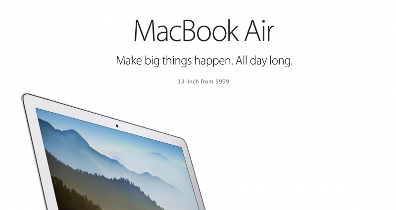 Apple Pensiunkan MacBook Air 11 Inch dan MacBook Pro?