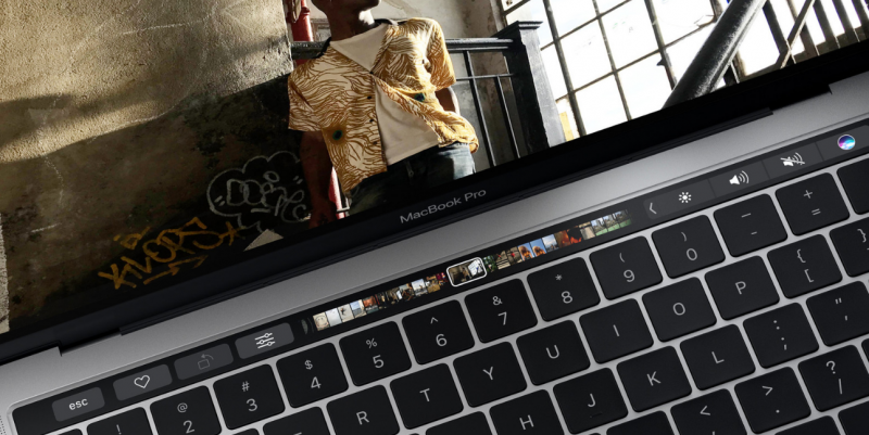 9 Aplikasi Yang Sudah Support Touch Bar MacBook Pro 2016