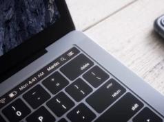 Cara Menggunakan Touch Bar di MacBook Pro 2016