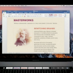 Microsoft Office Bisa Support Touch Bar MacBook Pro