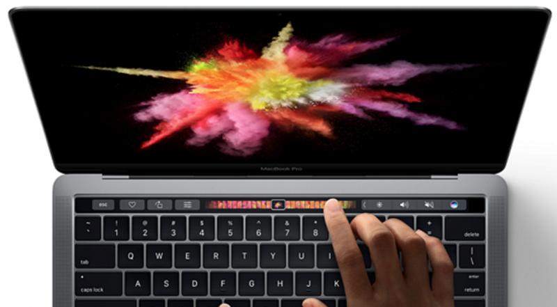 Touch Bar MacBook Pro Bisa Digunakan di Windows