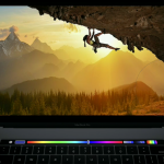 Touch Bar pada Adobe