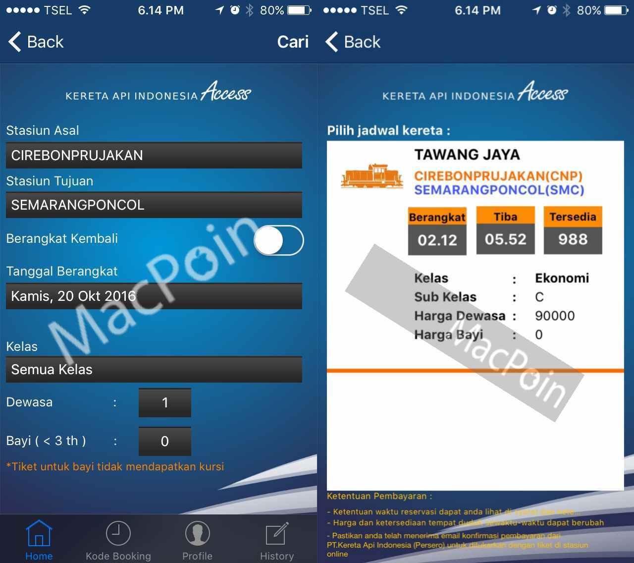 Cara Pesan Tiket Kereta Online yang Mudah dan Murah