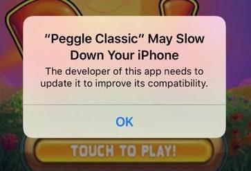 iOS 10.1 Aplikasi 32-Bit Membuat iPhone Lambat