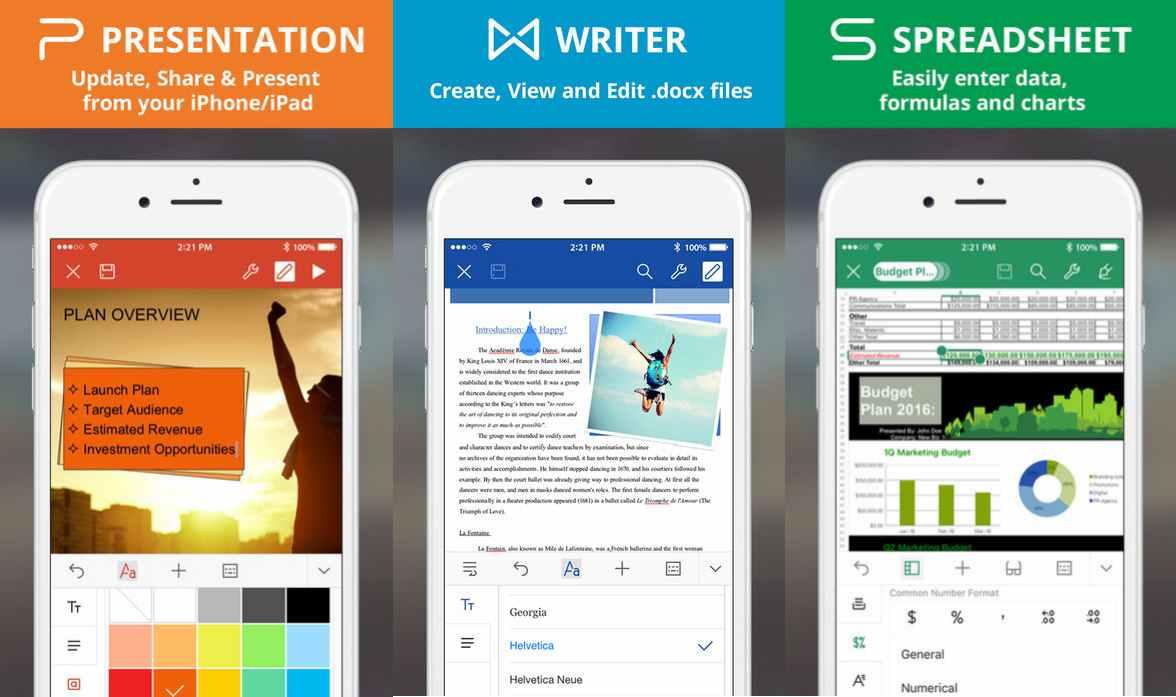 Aplikasi Microsoft Office Terbaik Untuk iPhone dan Android Gratis WPS