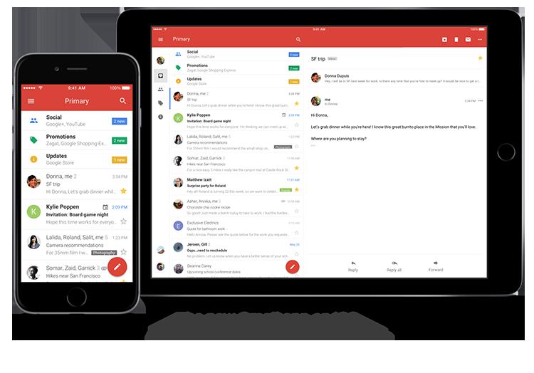 Aplikasi Gmail di iOS Mendapatkan Perubahan Tampilan