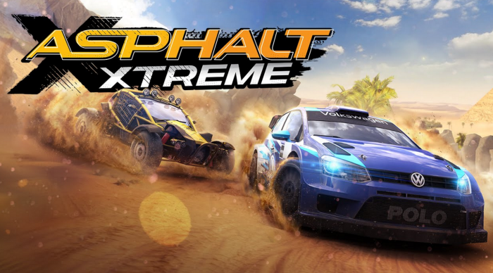 Ayo Download! Asphalt Xtreme Dirilis di iPhone dan iPad
