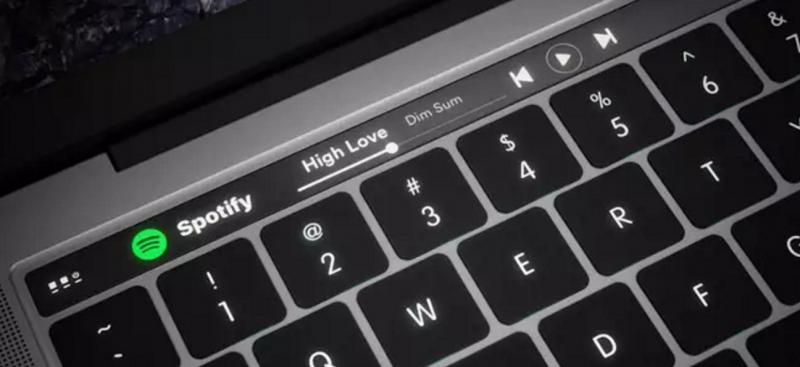 Cara Menggunakan Touch Bar di Semua Mac Dengan Aplikasi