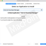 Cara Install IDM Internet Download Manager di Mac