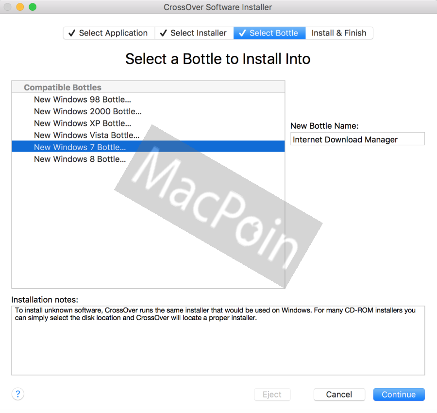 how to install idm on mac