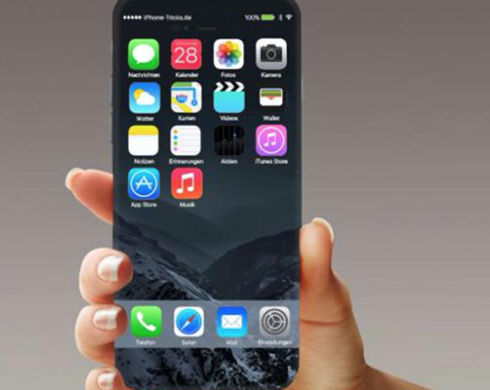 iPhone 8 Dilengkapi Layar Melengkung Tanpa Bezel?
