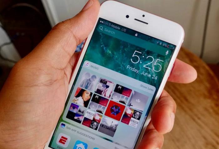 Ini Dia Perubahan dan Fitur Baru iOS 10.2 Beta 3