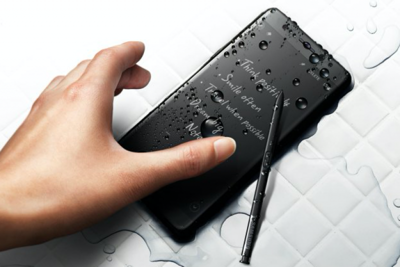 Samsung Akan Rilis Galaxy S7 Jet Black. Mirip iPhone?