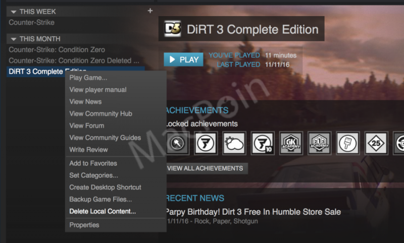Cara Hapus dan Uninstall Game Steam dari Komputer