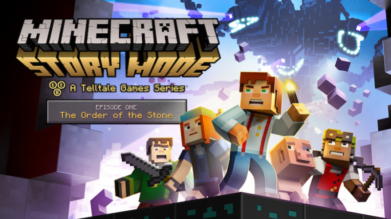 Review Telltale Minecraft: Story Mode Episode 1