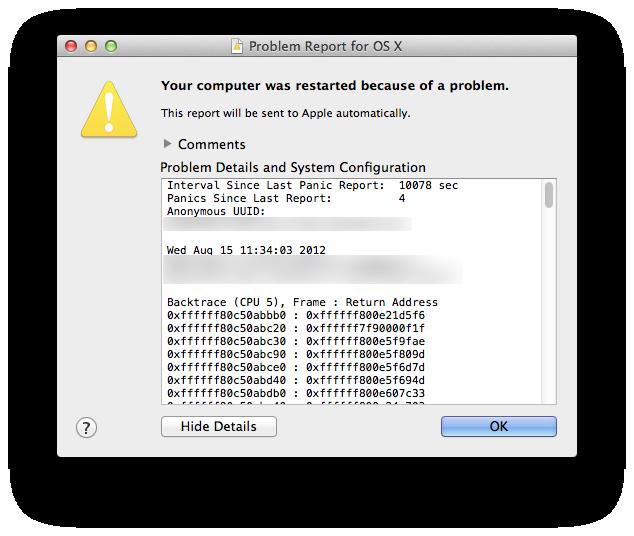 Mengatasi Masalah Kernel Panic Mac OS X dan macOS