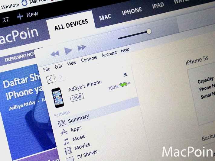 Cara Download dan Install Aplikasi iPhone dari PC | MacPoin