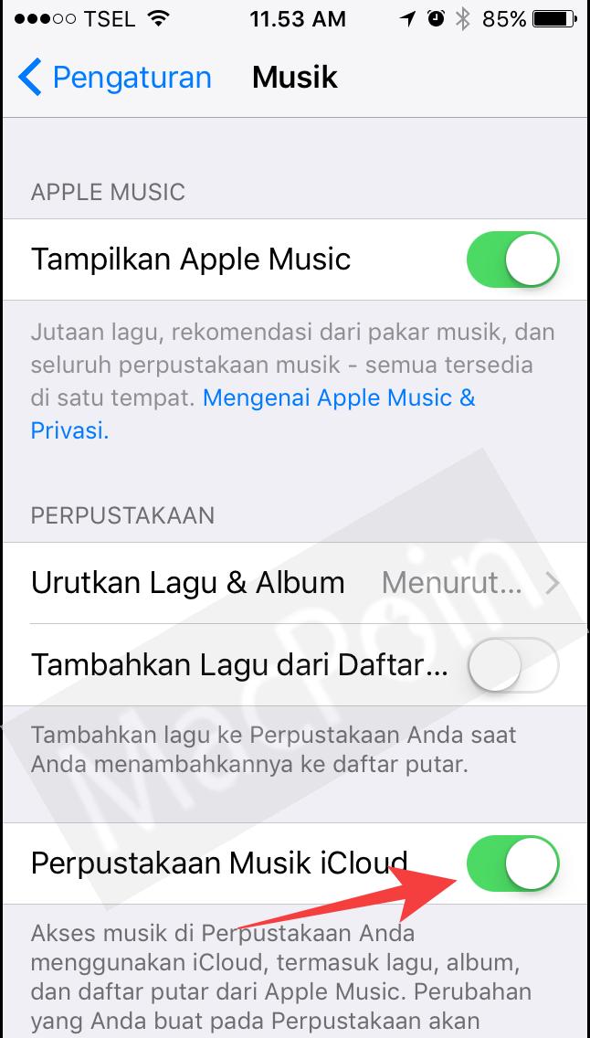 Mengapa File MP3 Tidak Bisa Dimasukkan ke iPhone?