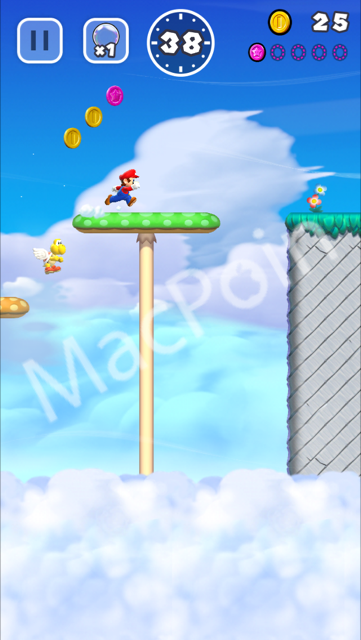Review Lengkap Super Mario Run di iPhone + Hands On