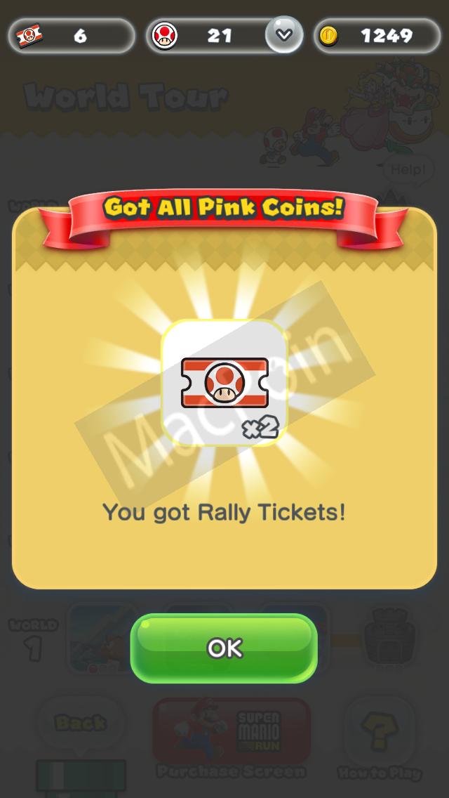 5 Cara Mendapatkan Rally Ticket Gratis di Super Mario