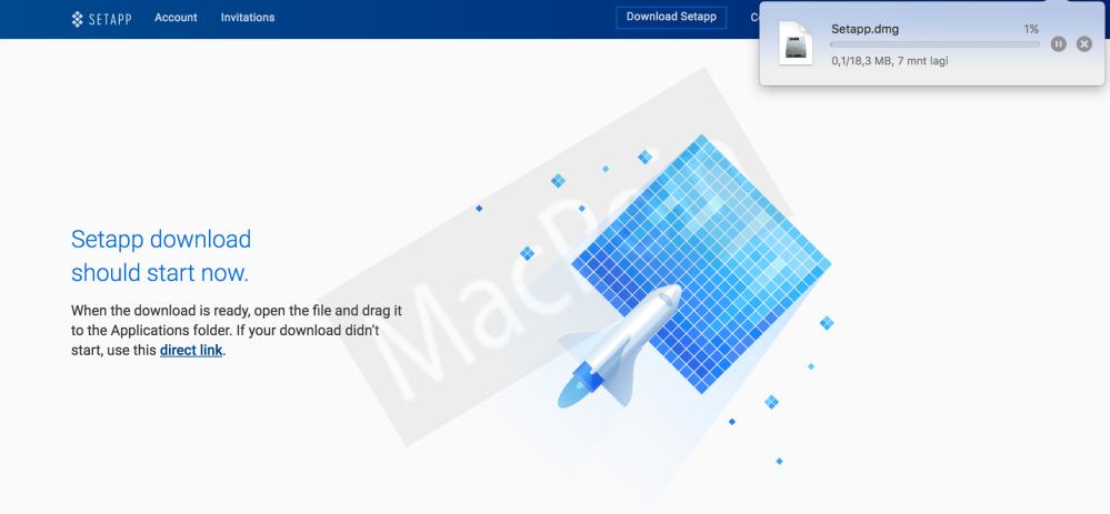 Cara Daftar Setapp Gratis dan Berlangganan Aplikasi Mac