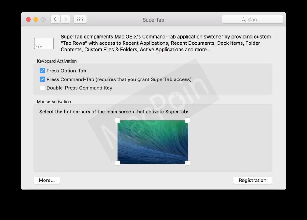 Tingkatkan Kemampuan Multitasking Mac dengan SuperTab