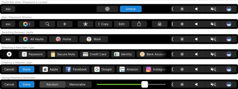 Cara Screenshot Touch Bar Mac Dengan Keyboard Shortcut