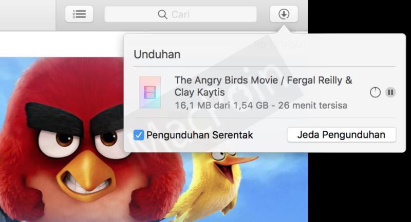 Cara Membeli Film atau Movie di iTunes Store Gratis