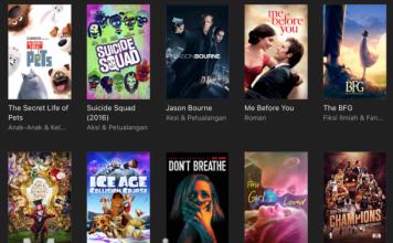 Mau Sewa Film di iTunes? Ini Yang Harus Kamu Ketahui