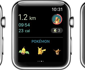 Pokemon GO Untuk Apple Watch Sudah Dirilis