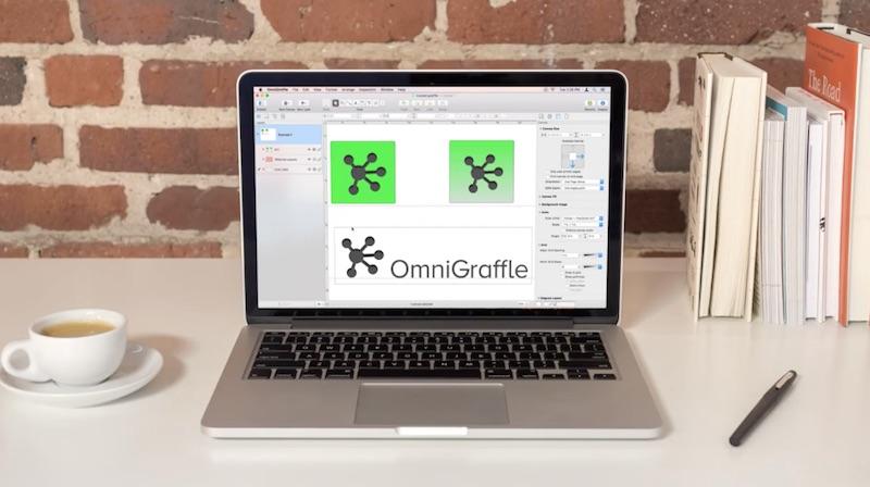 Sekarang OmniGraffle Bisa Kamu Download Secara Gratis di App Store