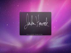 Cara Membuat Tanda Tangan di Mac dengan Autograph