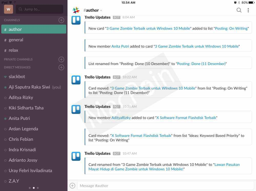 10 Aplikasi Produktivitas di iPad yang Saya Gunakan
