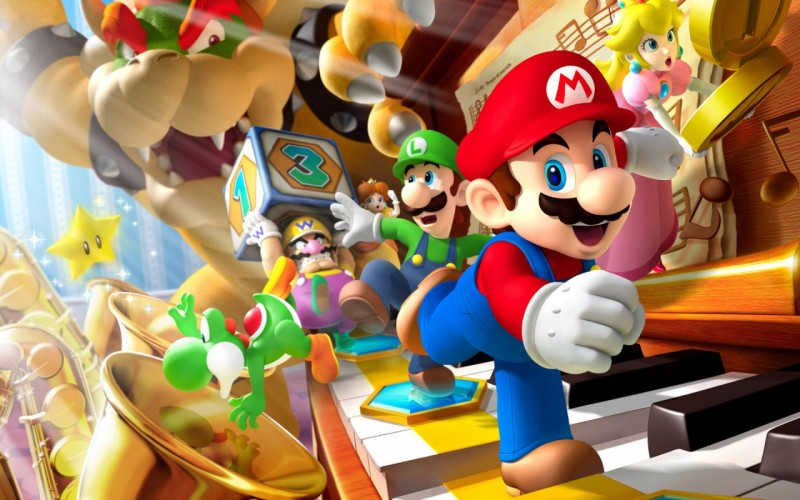 Cara Download Super Mario Run di iPhone dan iPad