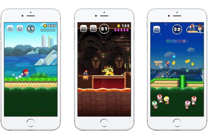 Main Super Mario Run Harus Online dan Tidak Bisa Offline?