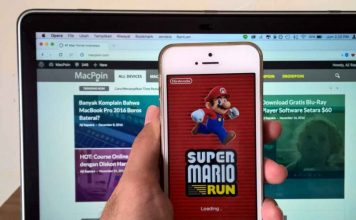 Review Lengkap Super Mario Run di iPhone + Hands On