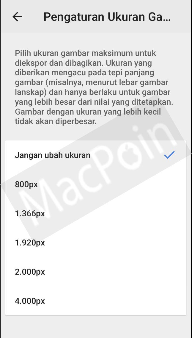 Cara Pakai Fitur Text Filter dan Resize Foto Snapseed